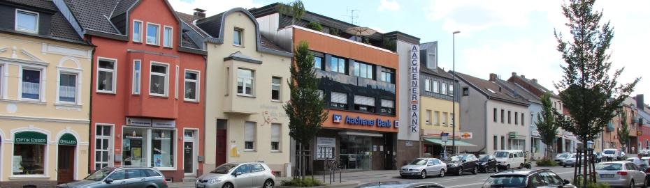 Aachener Bank eG - Mein Leben lang. Geschäftsstelle-Aachen ... on